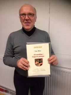 Æresmedlem Ivar Riise