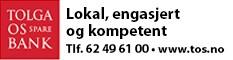 Tolga-Os sparebank logo